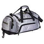 Curling Duffle Bag with Brush Holster