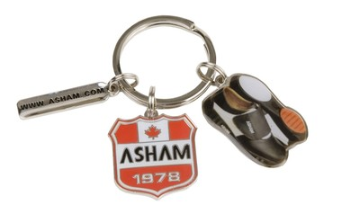 Asham Keychain